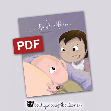 """livre pdf """"Bébé a faim"""" - ebook"""