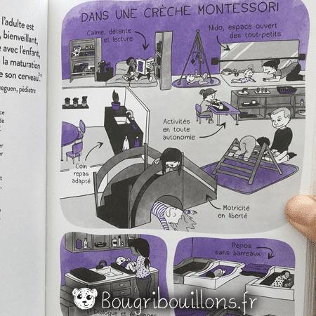 Extrait 1 livre Montessori à la maison 0-3 ans