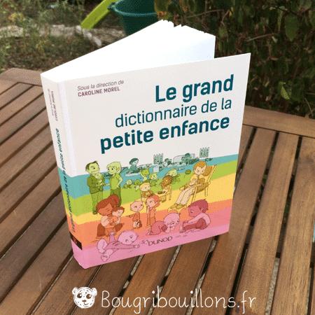 Grand dictionnaire de la petite enfance photo